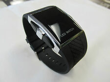 New Mens Boys LED Wristwatch Set of 7 Need Batteries