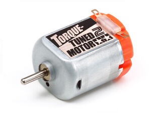 Tamiya MINI 4WD Upgrade Parts TORQUE-TUNED 2 MOTOR 15484