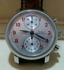 Dubey & Schaldenbrand Dual Swiss Made Watch