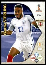 Panini World Cup 2018 Adrenalyn XL - Raheem Sterling England No. 106