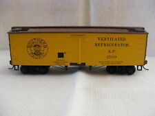 Vintage Ho Scale Southern Pacific 37080 Ventilated Refrigerated 40' Boxcar h