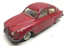 Vintage 1960s Tekno 827 Saab 96