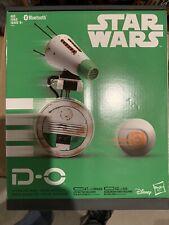 Star Wars D-O Hasbro Exclusive Bluetooth Remote Control Interactive Droid