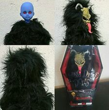 Living Dead Dolls KRAMPUS (Black & Tan) Christmas Spirit MEZCO Doll *Brand New*