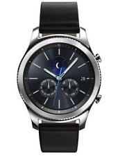 Samsung Galaxy Gear S3 Classic SM-R775V Verizon LTE BLACK 4GB Smart Watch 46mm