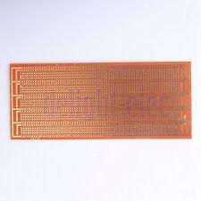 5Pcs Prototype PCB Printed Circuit Board Matrix Stripboard 8.5Cmx20Cm Diy DH