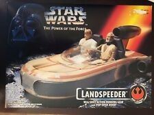 STAR WARS / Power of the Force / LANDSPEEDER 1995 Kenner NIB / Sweet Sweet Ride