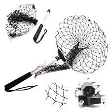 Folding Fishing Landing Net Detachable Catch and Release Fish Scoop Brail Nets