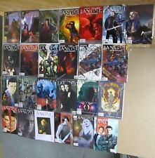 Fallen Angel Comics Huge Lot 25 Comic Book Collection Set Run Books Box 3