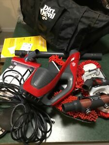 Dirt Devil 360 Reach Bagless Stick  SD12522 Vacuum Cleaner With Carry Bag Works