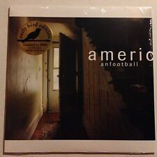 AMERICAN FOOTBALL LP2 Early Bird METALLIC GOLD Joan Of Arc Owen Limited Sold Out