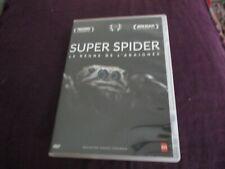 "DVD NEUF ""SUPER SPIDER : LE REGNE DE L'ARAIGNEE"" documentaire"