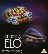Jeff Lynne's ELO - Wembley or Bust (CD + Blu-Ray 2017) NEW SEALED OFFICIAL