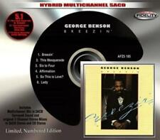 Benson, George Breezin Hybrid Multichannel SACD Audio Fidelity NEU OVP Sealed Li