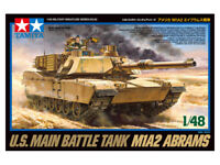 Tamiya 32592 USA M1A2 Abrams 1/48 scale kit Japan