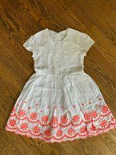EUC MINI BODEN dress girls size 7-8