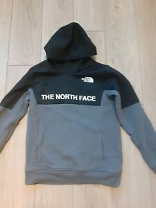 The North face boys hoodie large