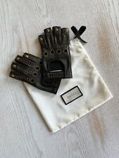 Gucci Lederhandschuhe