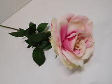 1 x Apfelblütenzweig mit 6 Stielen rosa 125 cm groß 75 cm breit