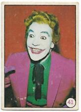 1967 Scanlens Batman BAT LAFFS  # 41 ****