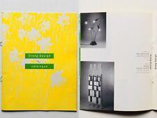 Droog Design Catalogue Netherlands Design Scandinavo Richard Hutten DIY Riuso