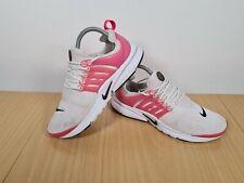 Nike Air Presto Gs Uk Size 5.5 White Pink