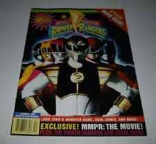 Mighty Morphin Power Rangers summer 1995 Vintage Magazine