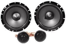 "Alpine SPS-610C 6.5"" 2-Way Component Car Speakers 480 Watts/Pair Type-S"