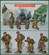 """King & Country - D-Day """"DD57 Commando Attack""""  **S/3**"""