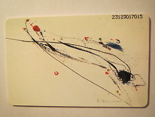 Telefonkarte  Kunst in der Sparkasse Brigitta Zeumer ODS K 2135 12. 93 6.000 DPR