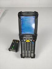 Symbol/Motorola MC9090 Barcode Scanner, working with 2 batteries