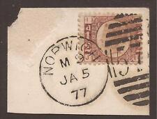 Bullseye/SOTN British Victorian Line-Engraved Stamps