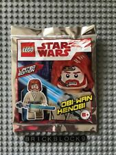 LEGO NEW Star Wars Polybag Foil Pack 911839 Obi-Wan Kenobi Minifigure