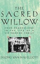 The Sacred Willow: Four Generations in the Life of a Vietnamese Family-ExLibrary