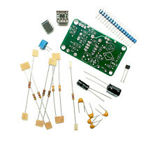 Amplifier DIY kit for Active Magnetic HF Antenna 3MHz-30MHz  for Hula Loop Radio
