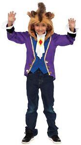 Beast Child Boys Costume Disney Beauty and the Beast Halloween