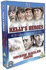 Kelly S Heroes Where Eagles Dare 5051892116817 Blu Ray Region B