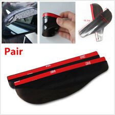 Pair of Car Accessories SUV Truck Rearview Mirror The Rain Stop Driving On Rainy