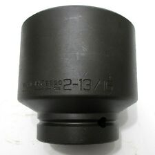 """Wright Tool 8890 2-13/16"""" Impact Socket 1"""" Drive 6-Point 2-13/16 in. Made in Usa"""