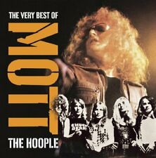 Mott The Hoople - Very Best Of  - NEW CD (sealed)  20 Track Greatest Hits