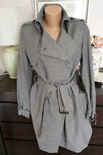 Ladies AllSaints Raincoat Size 10