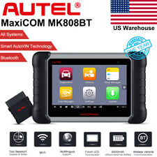 Autel MaxiCom MK808BT Bluetooth Diagnostic Tool All System Code Reader Scanner