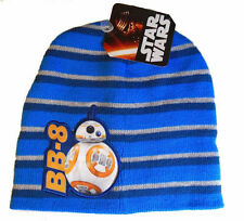 Star Wars BB-8 Embroidered Knit Hat Beanie Boy's One Size Fits Most