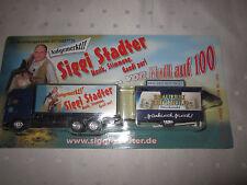 Cervecería reichold cervezas-cerveza-Truck camiones Model Siggi Stadter top nuevo favorable!!!