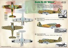 Imprimir escala 1/72 Breda Ba 65 Nibbio # 72219