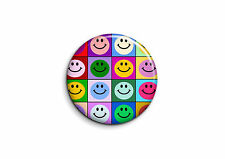 Smileys - Pop art 1 - Magnet 56mm