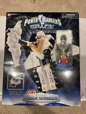 power rangers in space delux mega winger In Box