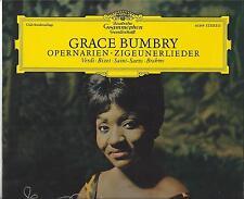 Grace Bumbry su Deutsche Grammophon canta Verdi -- 25 cm LP di 1966