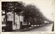 Stockport. St George's Schools Military Hospital in Grenville Series.
