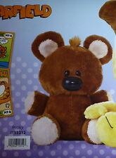 "Garfield 7"" Pooky Bear Plush Stuffed Animal Soft Toy"